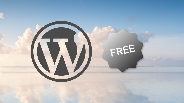 WordPressはサーバー契約なしで無料で始められる?