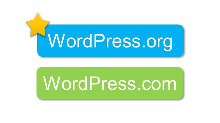 WordPressは2種類ある